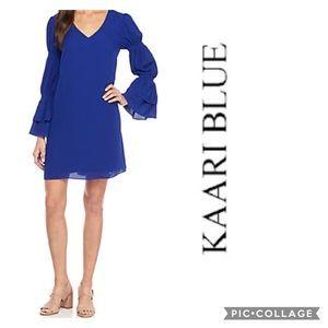 🛍Kaari Blue Blue Fuego Cool Romance Dress